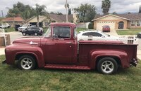 1956 Ford F100 2WD Regular Cab for sale 101239779