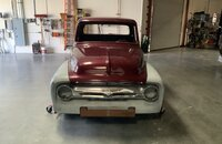 1956 Ford F100 2WD Regular Cab for sale 101252925