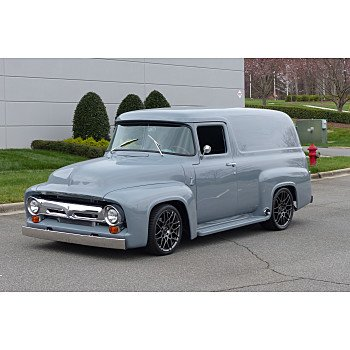 1956 Ford F100 for sale 101310112