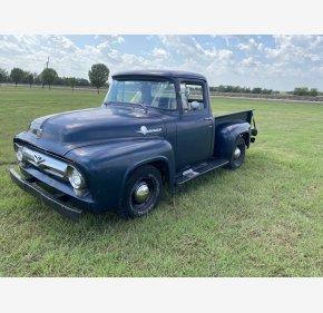 1956 Ford F100 2WD Regular Cab for sale 101371658