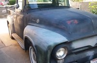 1956 Ford F100 2WD Regular Cab for sale 101413563