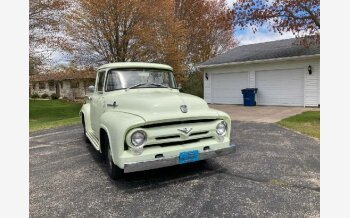 1956 Ford F100 2WD Regular Cab for sale 101505975