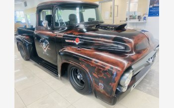 1956 Ford F100 2WD Regular Cab for sale 101519660