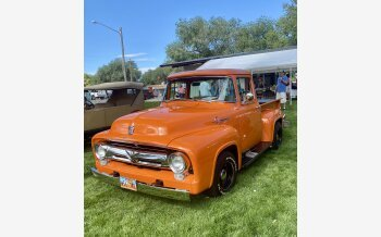 1956 Ford F100 2WD Regular Cab for sale 101591197