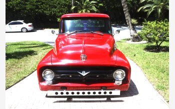 1956 Ford F100 2WD Regular Cab for sale 101199861