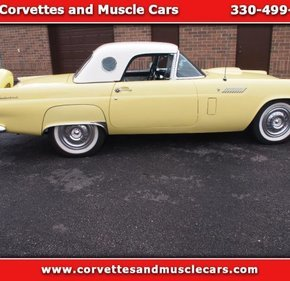 1956 Ford Thunderbird for sale 100020725