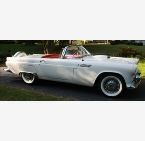 1956 Ford Thunderbird for sale 101000473
