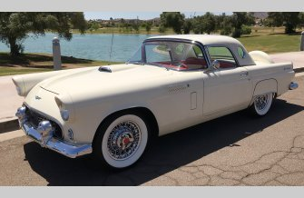 1956 Ford Thunderbird for sale 101136533