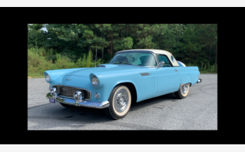 1956 Ford Thunderbird for sale 101362000