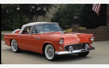 1956 Ford Thunderbird for sale 101499183