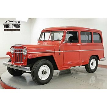 1956 Jeep Other Jeep Models for sale 101215634