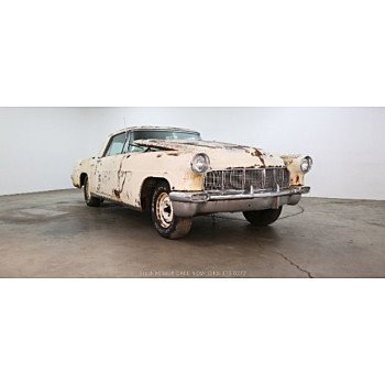 1956 Lincoln Continental for sale 101005448