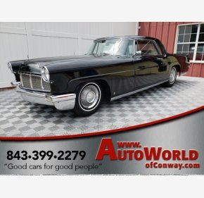 1956 Lincoln Continental for sale 101195451