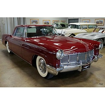 1956 Lincoln Continental for sale 101214438