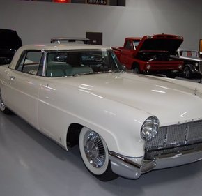 1956 Lincoln Continental for sale 101354765