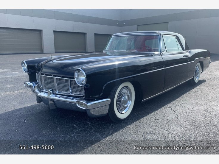 1956 Lincoln Continental for sale 101527489