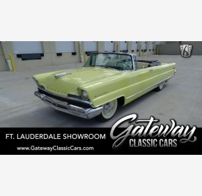 1956 Lincoln Premiere for sale 101237737