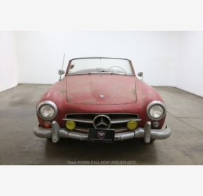 1956 Mercedes-Benz 190SL for sale 101105117