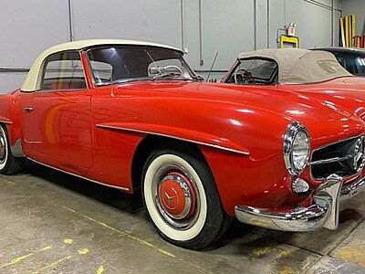 1956 Mercedes-Benz 190SL for sale 101459733