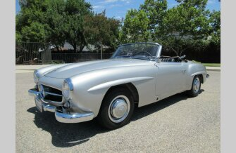1956 Mercedes-Benz 190SL for sale 101537969