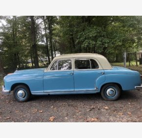 1956 Mercedes-Benz 220S for sale 101151006