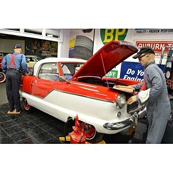 1956 Nash Metropolitan for sale 101107431