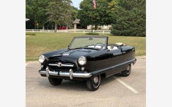 1956 Nash Metropolitan for sale 101113088