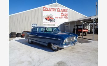 1956 Nash Statesman for sale 101294878