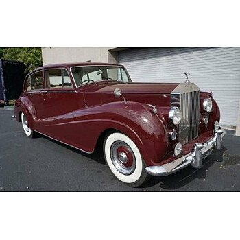 1956 Rolls-Royce Silver Wraith for sale 101060075