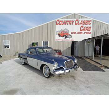 1956 Studebaker Power Hawk for sale 101039198