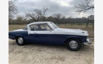 1956 Studebaker Sky Hawk for sale 101250657