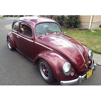 1956 Volkswagen Beetle for sale 100916999