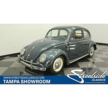 1956 Volkswagen Beetle for sale 101000738