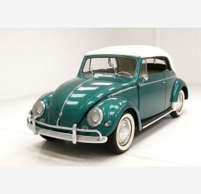 1956 Volkswagen Beetle for sale 101212848