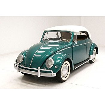 1956 Volkswagen Beetle Convertible for sale 101212848
