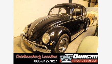 1956 Volkswagen Beetle for sale 101362833