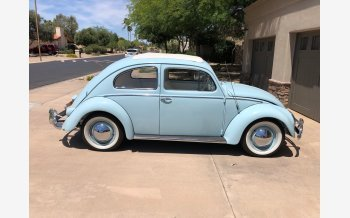 1956 Volkswagen Beetle Coupe for sale 101467920