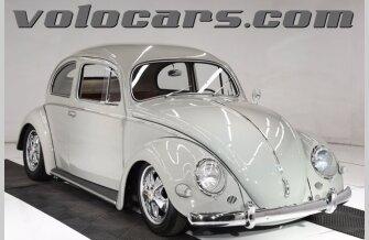 1956 Volkswagen Beetle for sale 101504279