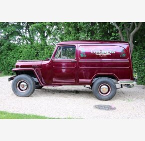 1956 Willys Other Willys Models for sale 100888291