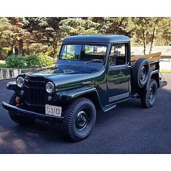 1956 Willys Pickup for sale 101231027