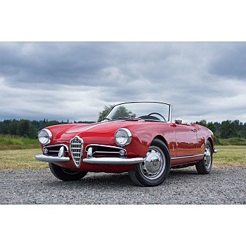 1957 Alfa Romeo Giulietta for sale 101398523