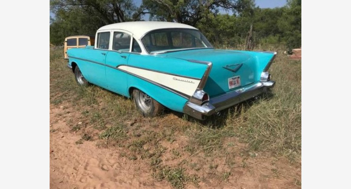 1957 Chevrolet Bel Air for sale 100940478
