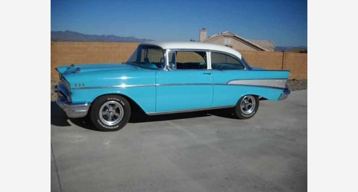 1957 Chevrolet Bel Air for sale 100971400