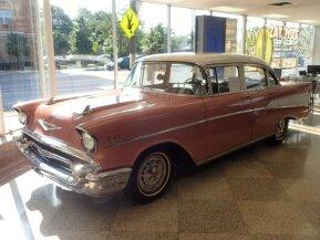 1957 Chevrolet Bel Air Classics For Sale Classics On Autotrader