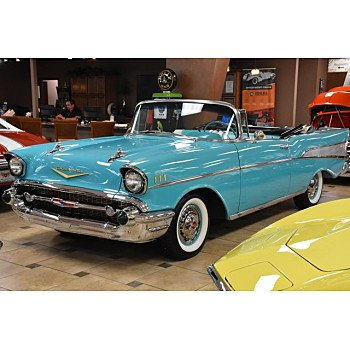 1957 Chevrolet Bel Air for sale 101201198