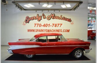 1957 Chevrolet Bel Air for sale 101204097
