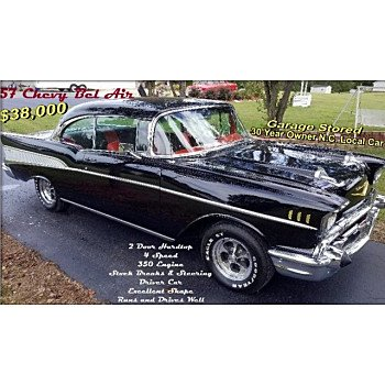 1957 Chevrolet Bel Air for sale 101267490