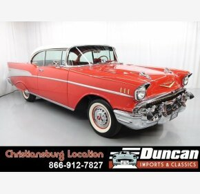 1957 Chevrolet Bel Air for sale 101309496