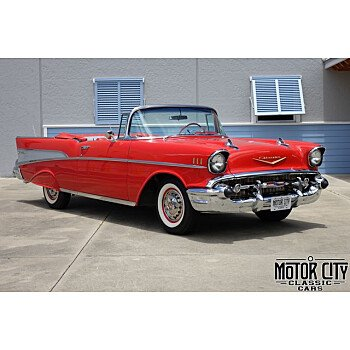 1957 Chevrolet Bel Air for sale 101356488