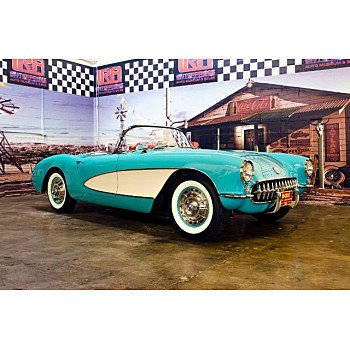 1957 Chevrolet Corvette Convertible for sale 101321990